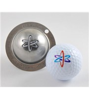 Tin Cup Ball Marker - Nuke it