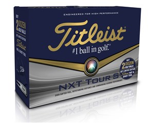 Titleist Limited Edition NXT Tour S Golf Balls Gift Pack  24 Balls + Cap + Divot Tool
