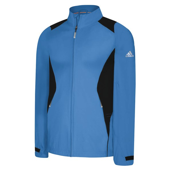 57d945ee adidas Mens ClimaProof Storm Stretch Woven-Soft Waterproof Jacket. Double  tap to zoom