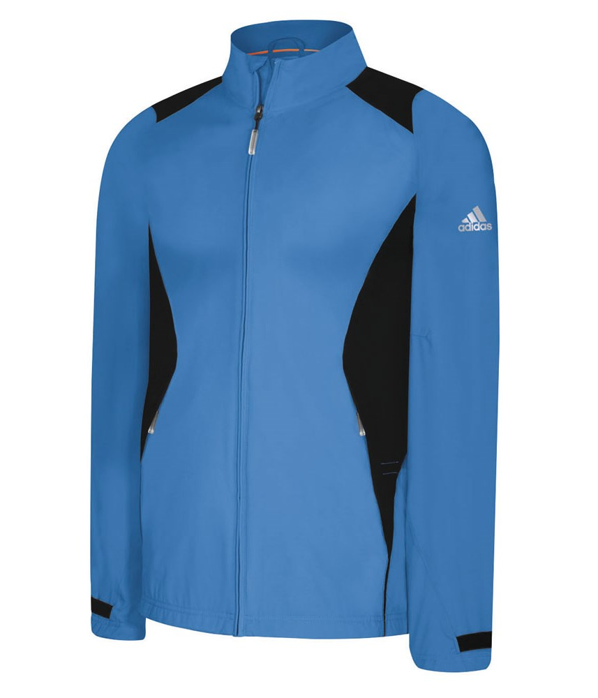 440753f7b5f8 adidas Mens ClimaProof Storm Stretch Woven-Soft Waterproof Jacket. Double  tap to zoom
