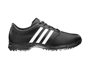 Adidas Mens Golflite 5 WD Golf Shoes 15  Black/White
