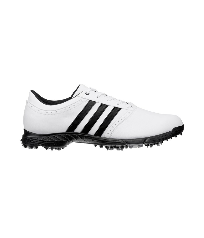 adidas golflite 5 golf shoes white black golfonline