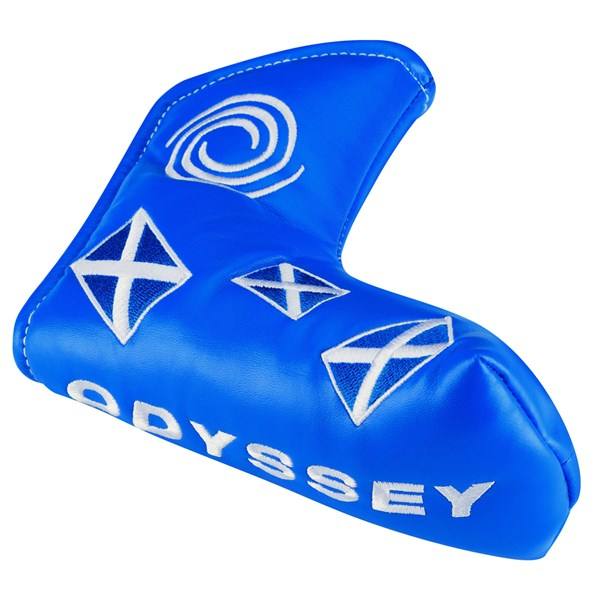 Odyssey Scotland Putter Headcover