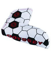 Odyssey Soccer Putter Headcover