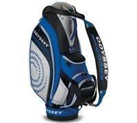 Odyssey Works Staff Bag (Silver/Black/Blue)