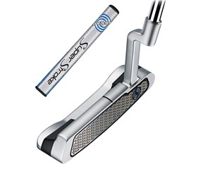 Odyssey Works Versa 1 Putter with SuperStroke Grip