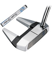 Odyssey Works Versa 7 Putter with SuperStroke Grip