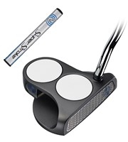 Odyssey Works 2 Ball Putter with SuperStroke Grip