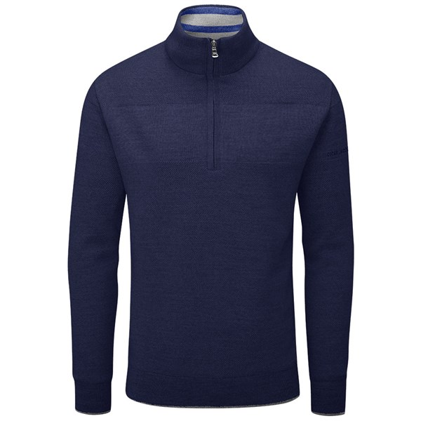 Oscar Jacobson Mens Anders Pullover Top