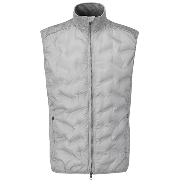 Oscar Jacobson Mens Ridley Body Warmer Vest