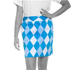 Royal And Awesome Ladies Old Toms Golf Skort