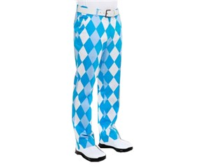 Royal And Awesome Mens Old Toms Trews Golf Trousers