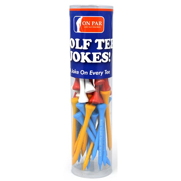 On Par Joke Tees (40 Pack)