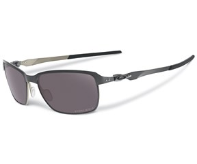 Oakley Convert Prizm Daily Tinfoil Polarised Sunglasses