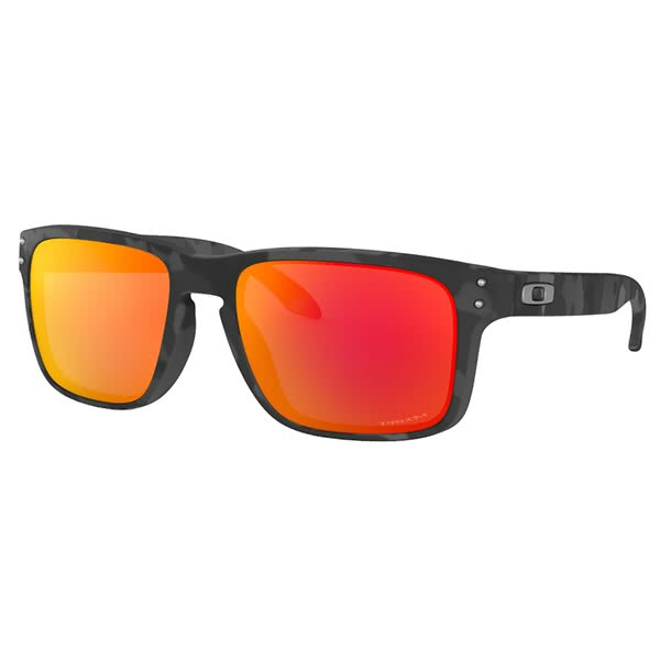 Oakley Holbrook Black Camo Collection Sunglasses