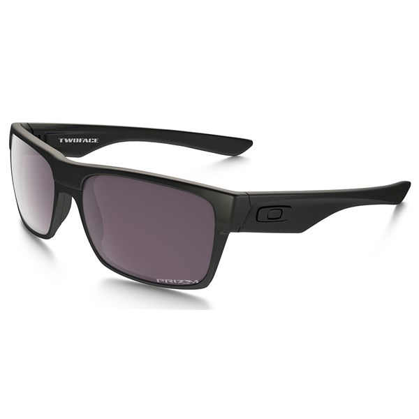 Oakley Two Face Prizm Daily Poarised Convert Sunglasses