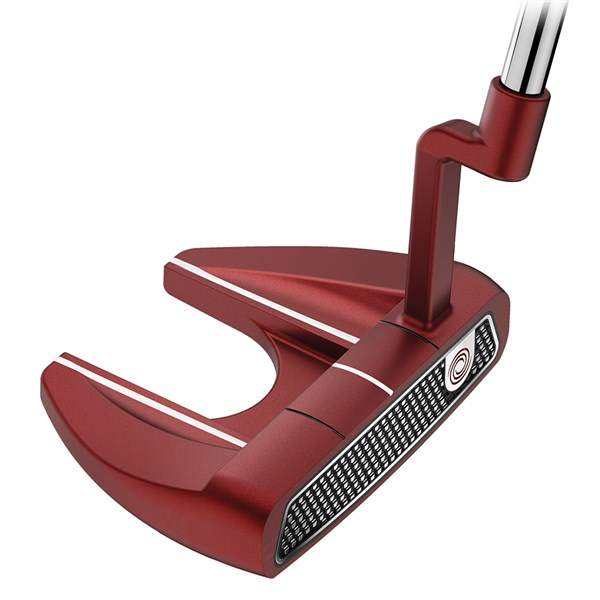 Odyssey O-Works Red V-Line Fang CH Putter