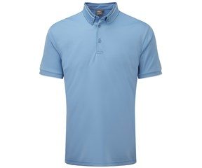 Ping Collection Mens Golding Tipped Polo Shirt