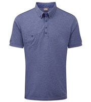 Ping Collection Mens Karsten Chest Pocket Polo Shirt