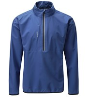 Ping Collection Mens Zero Gravity Half Zip Waterproof Jacket