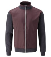 Ping Collection Mens Benedict Full Zip Sweater Jacket