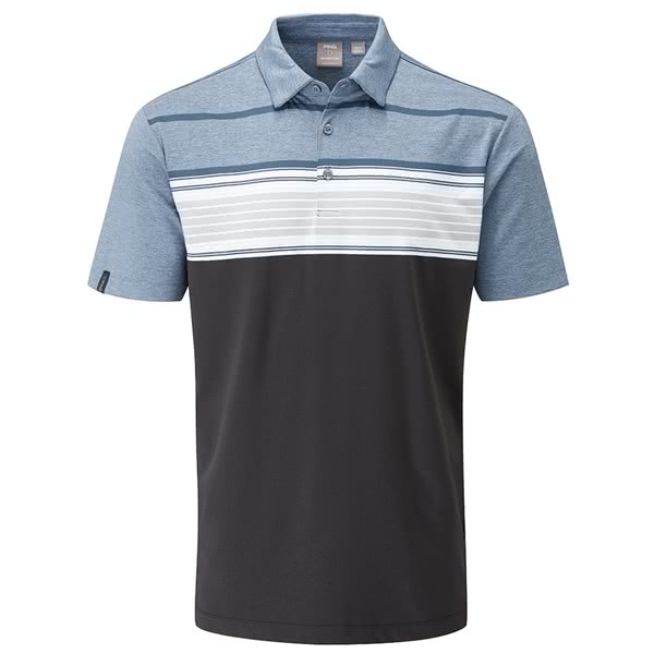 Ping Collection Mens Harper Polo Shirt