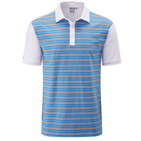 Ping Collection Mens Theodore Polo Shirt