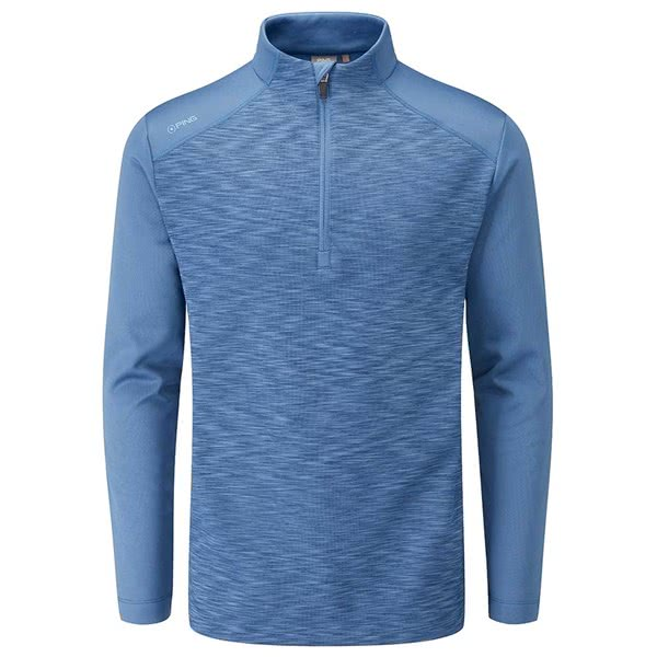 Ping Collection Mens Caldern Fleece Pullover