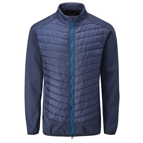 Ping Mens Norse PrimaLoft II Zoned Hybrid Jacket