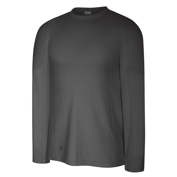 adidas Mens AdiPure Crew Sweater