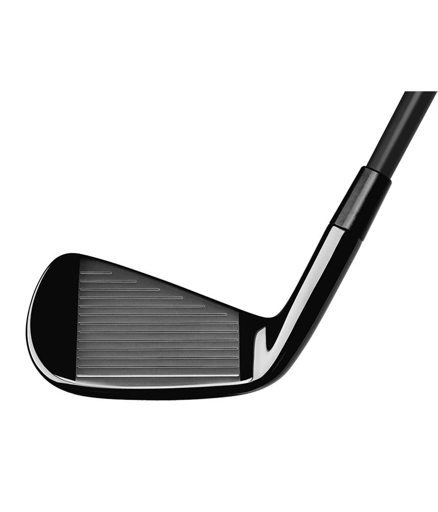 Taylormade P790 Black Irons Steel Shaft Limited Edition