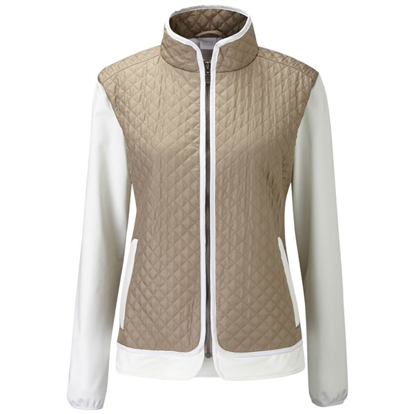 6cad09790c Ping Collection Ladies Nikita Full Zip Sweater Jacket. Double tap to zoom.  1  2
