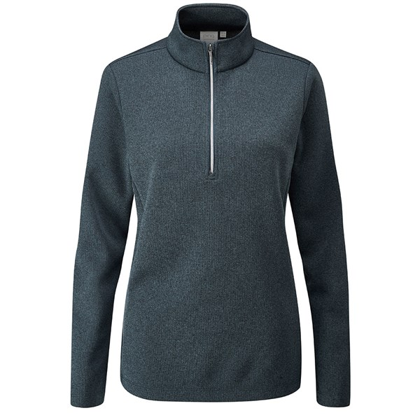 Ping Ladies Lyla Long Sleeve Pullover Top