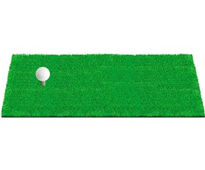 Chipping and Driving Mat  1 x 2 Feet