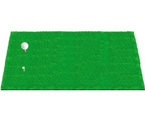 Driving & Chipping Practice Mat  3 x 4 Feet