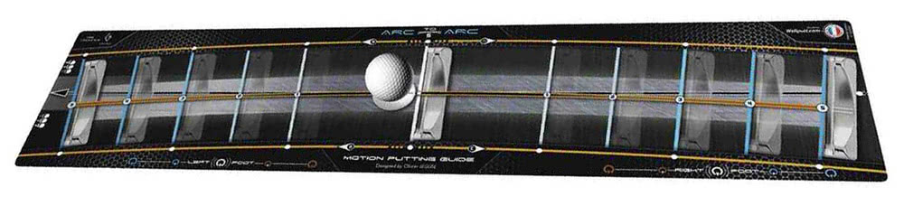 Welling Arc To Arc 5 Motion Putting Board Golfonline