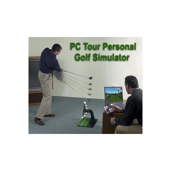 PC Tour Personal Golf Simulator