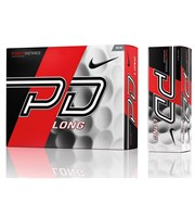 Nike Power Distance PD9 Long Golf Balls  12 Balls