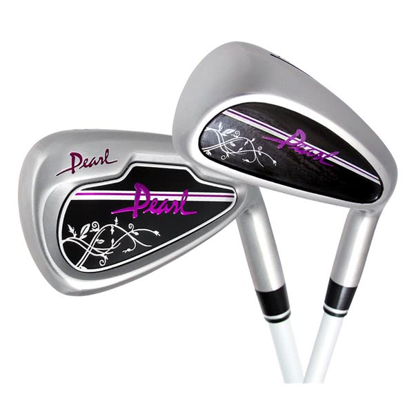 Benross Ladies Pearl Combo Irons (Graphite Shaft)