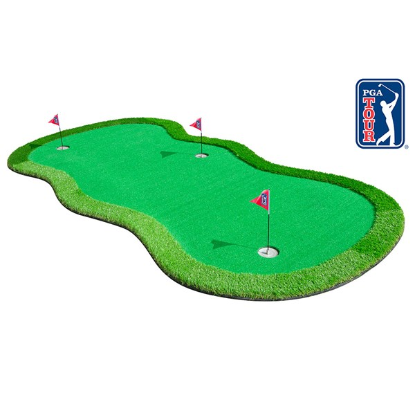 PGA Tour Pro Sized Augusta Putting Green Mat