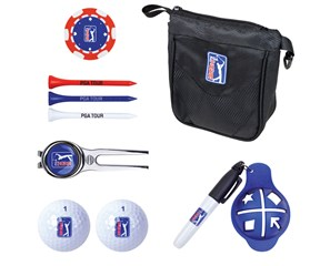 PGA Tour Golf Essentials Set