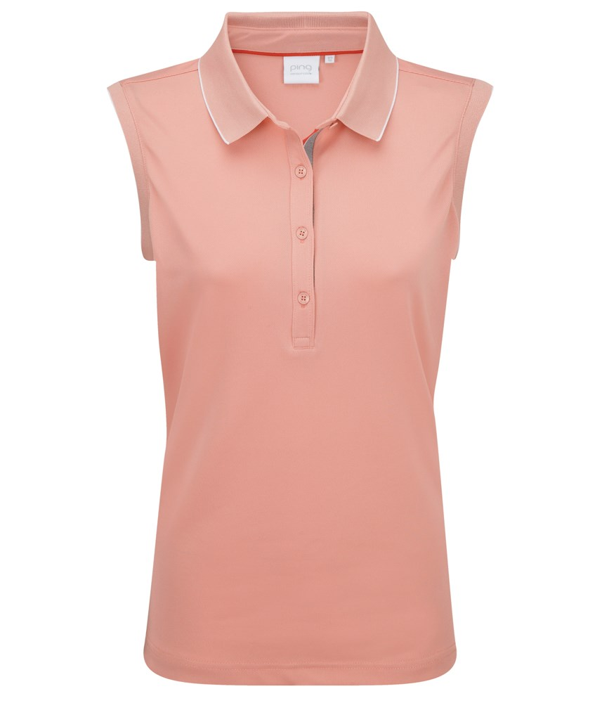 Ping Collection Ladies Trinity Polo Shirt Golfonline