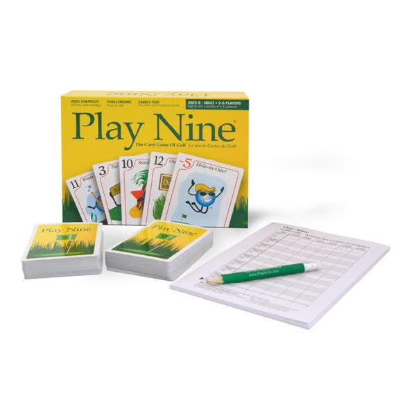 Play Nine - Card Game of Golf