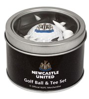 Newcastle Golf Ball and Tee Set