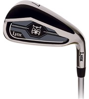 Lynx Golf Predator Irons  Graphite Shaft