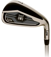 Lynx Golf Predator Irons  Steel Shaft