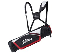 Titleist Premium Carry Pencil Bag 2015 (Black/White/Red)