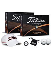 Titleist Limited Edition Pro V1 Golf Balls Gift Pack  24 Balls
