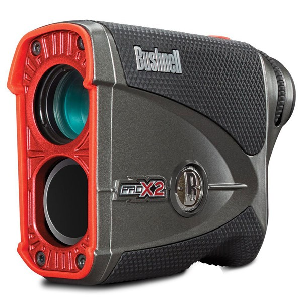 Bushnell Pro X2 Slope-Switch Laser Rangefinder
