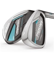 Wilson Prostaff Ladies Hybrid Combo Set  Graphite Shaft